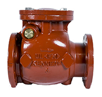 KENNEDY fig. 1126 ULC/FM Swing Check Valve